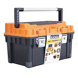 Patrol Toolbox (W)345mm (D)595mm