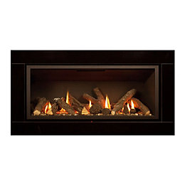 Ignite Pinnacle 860 Black Slide Control Inset Wall