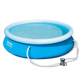 Fast Set Round Plastic Pool L3.05 x W3.05