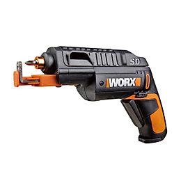 Worx 4V Li-Ion Cordless Screwdriver WX255
