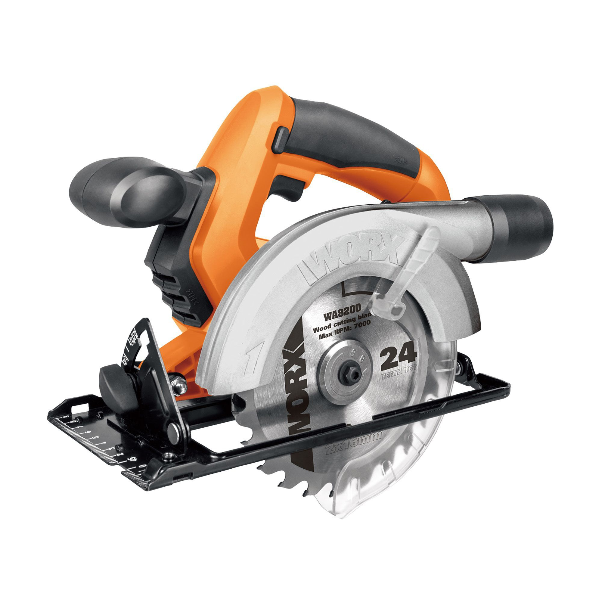 worx powershare 20v 150mm cordless circular saw wx529 9 bare departments tradepoint. Black Bedroom Furniture Sets. Home Design Ideas