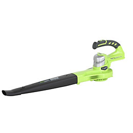 Greenworks G24BL Battery Lithium-Ion Garden Blower