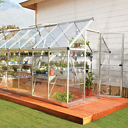 Palram Harmony 6X14 Polycarbonate Greenhouse