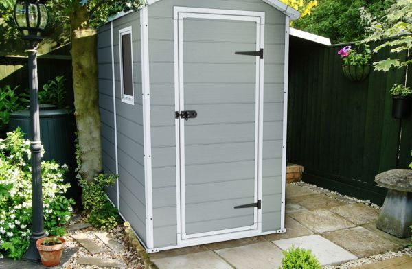 Advice on sheds and garden structures