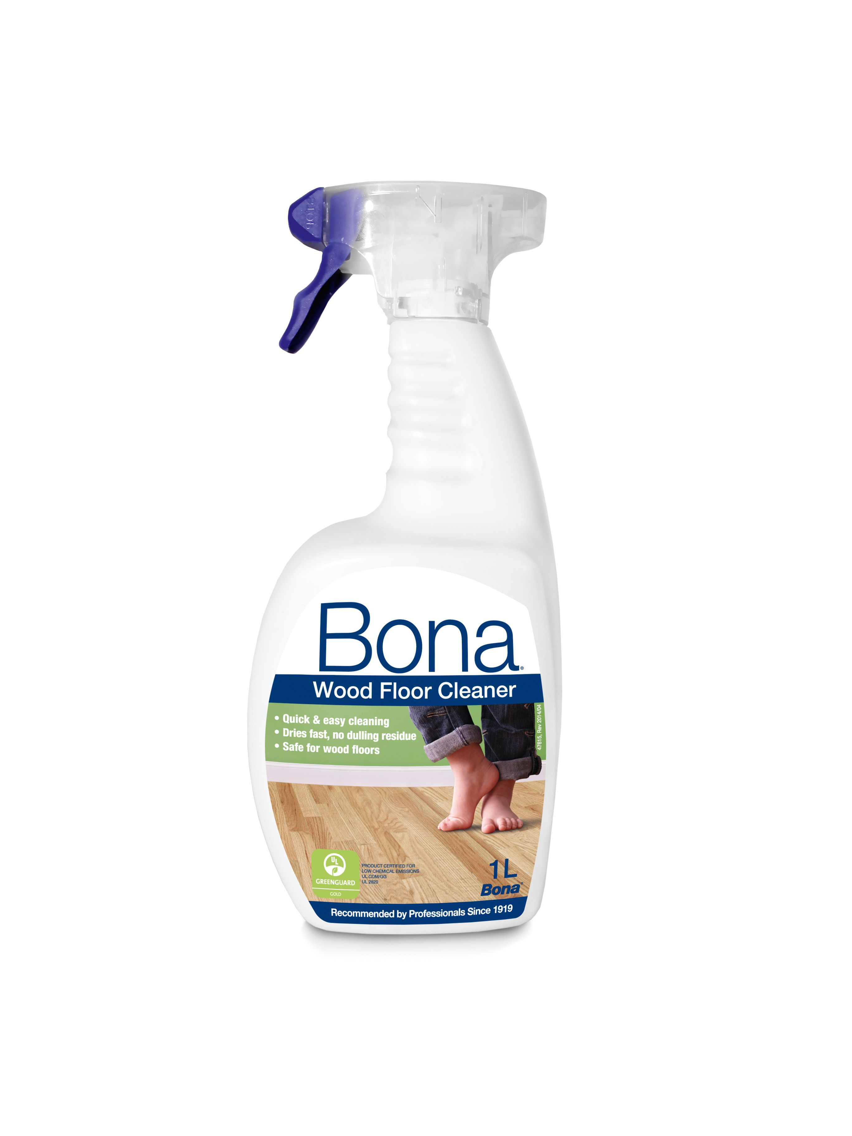 Bona Wood Floor Cleaner Spray 1000 Ml Departments Diy