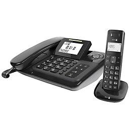 Doro Comfort 4005 Corded & Cordless Digital Telephone