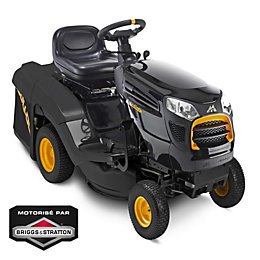 Mcculloch M115-77TC HYDRO Petrol Ride On Tractor Lawnmower