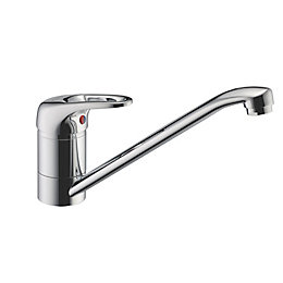 Franke Prof. Top Lever Chrome Effect Lever Tap