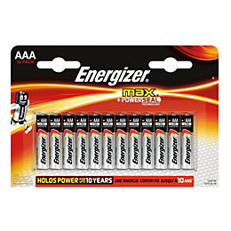 Energizer Electronics Single Use AAA Alkaline Batteries, Pack
