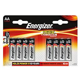 Energizer Electronics Single Use AA Alkaline Battery, Pack