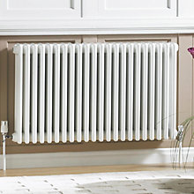 Image of Barlo round top radiator