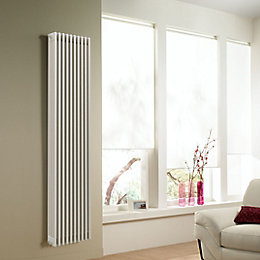 Acova 4 Column Radiator, White (W)306mm (H)2000mm