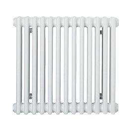 Acova 2 Column Radiator, White (W)628mm (H)500mm
