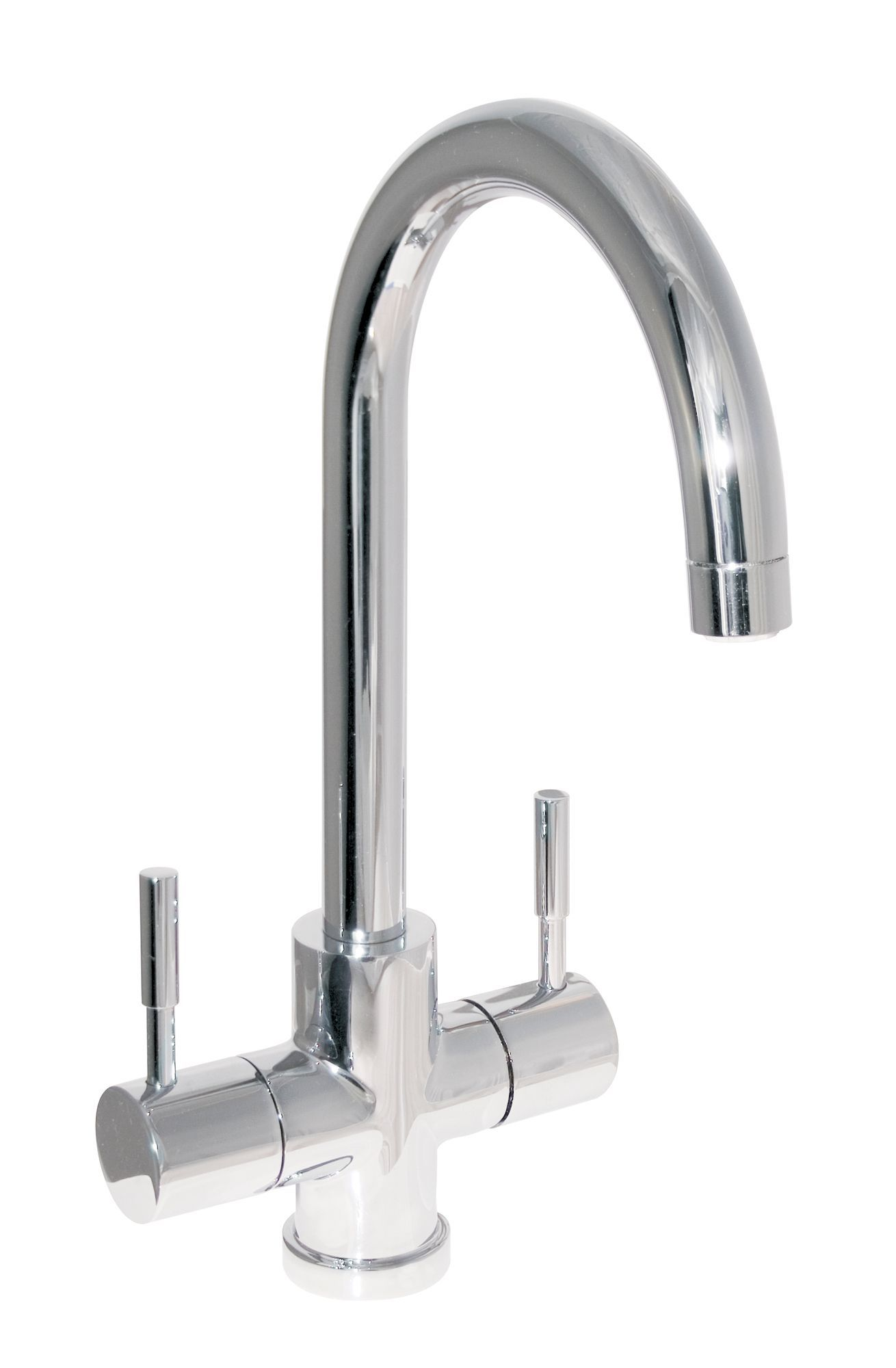 Simplifit Toronto Chrome Effect Monobloc Tap Clearance