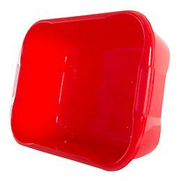 Tontarelli Red Kitchen Washing Up Bowl