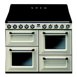 Smeg Freestanding Electric Range Cooker with Induction Hob,