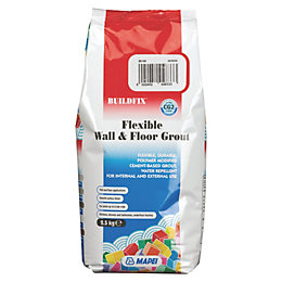 Mapei Flexible Beige Wall & Floor Grout (W)2.5kg