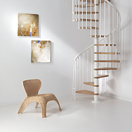 Fogarty Spiral Staircase (W)1500mm (H)2860mm