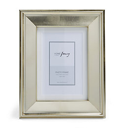 Contemporary Gold Photo Frame (W)196mm (H)246mm
