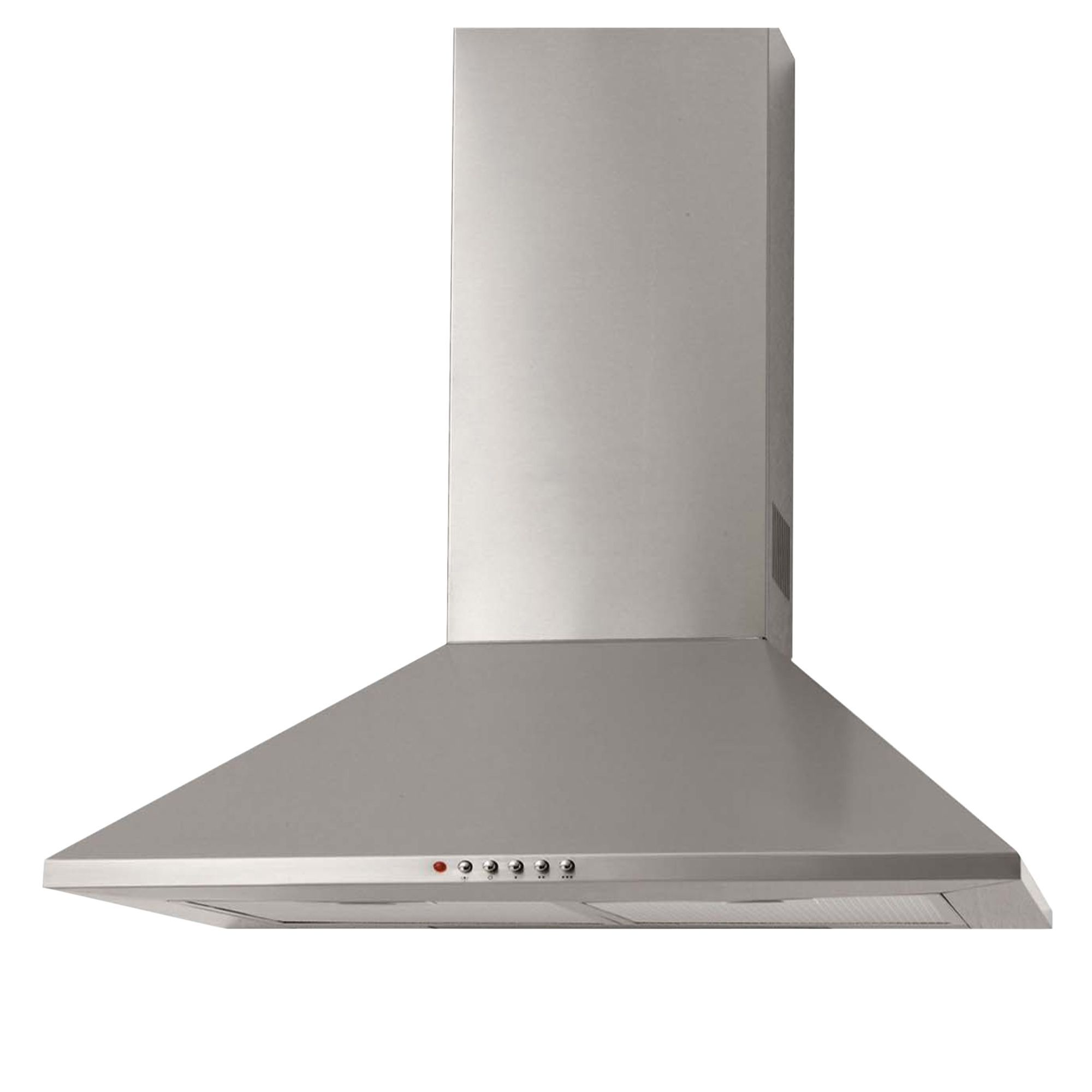 Cata Chk60ss Stainless Steel Chimney Cooker Hood W 600mm Departments Diy At B Amp Q