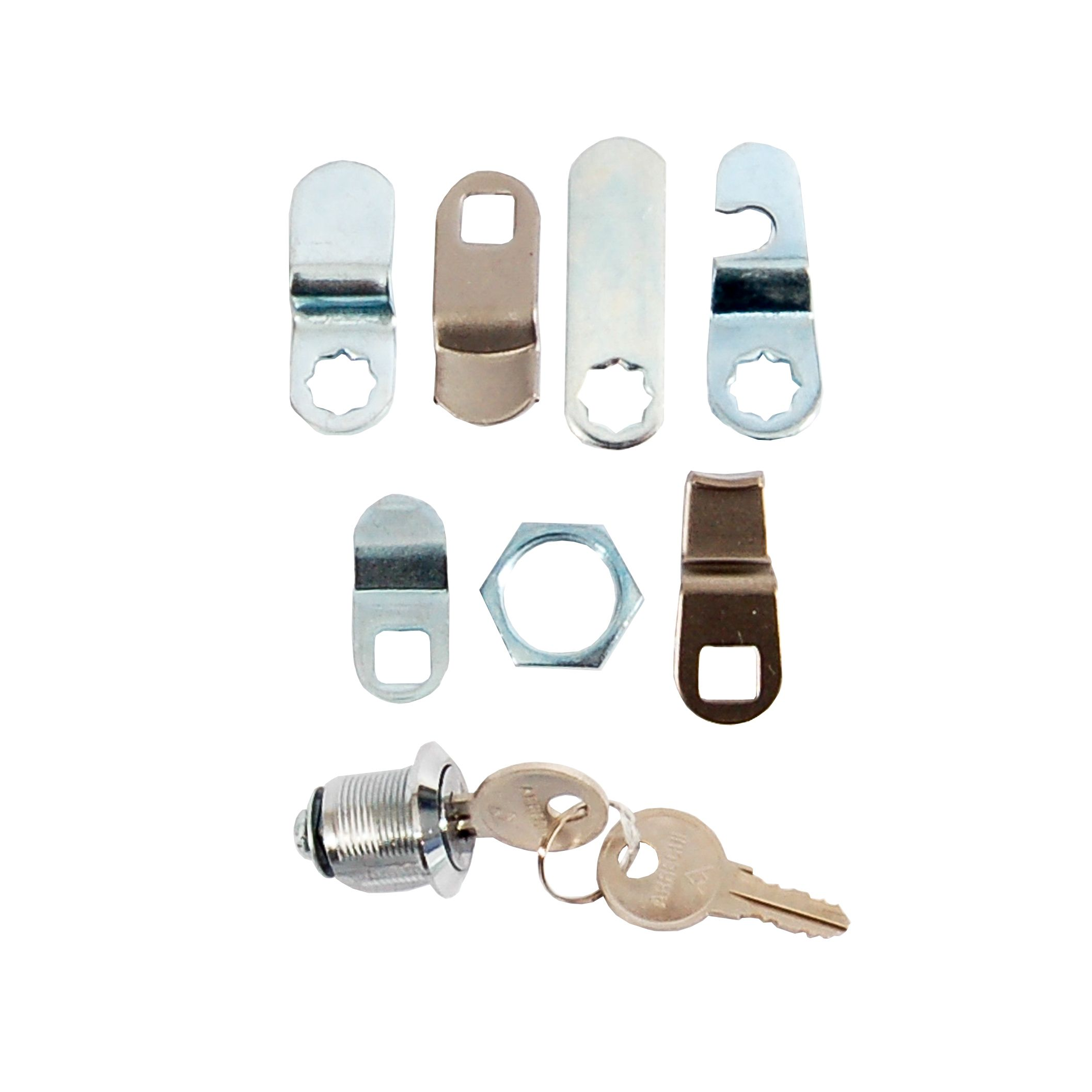 Letter Box Cover B Q: 20 Mm Polished Brass Replacement Letterbox Lock Set