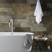 Savona Natural Wood Effect Porcelain Wall & Floor Tile