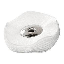Dremel Cloth Wheel (Dia) 25mm