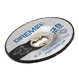 Dremel Grinding Wheel (Dia) 38mm Of 2