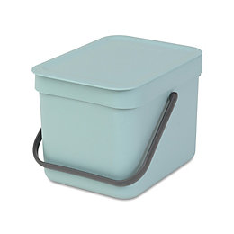 Brabantia Sort & Go Mint Green Plastic Square