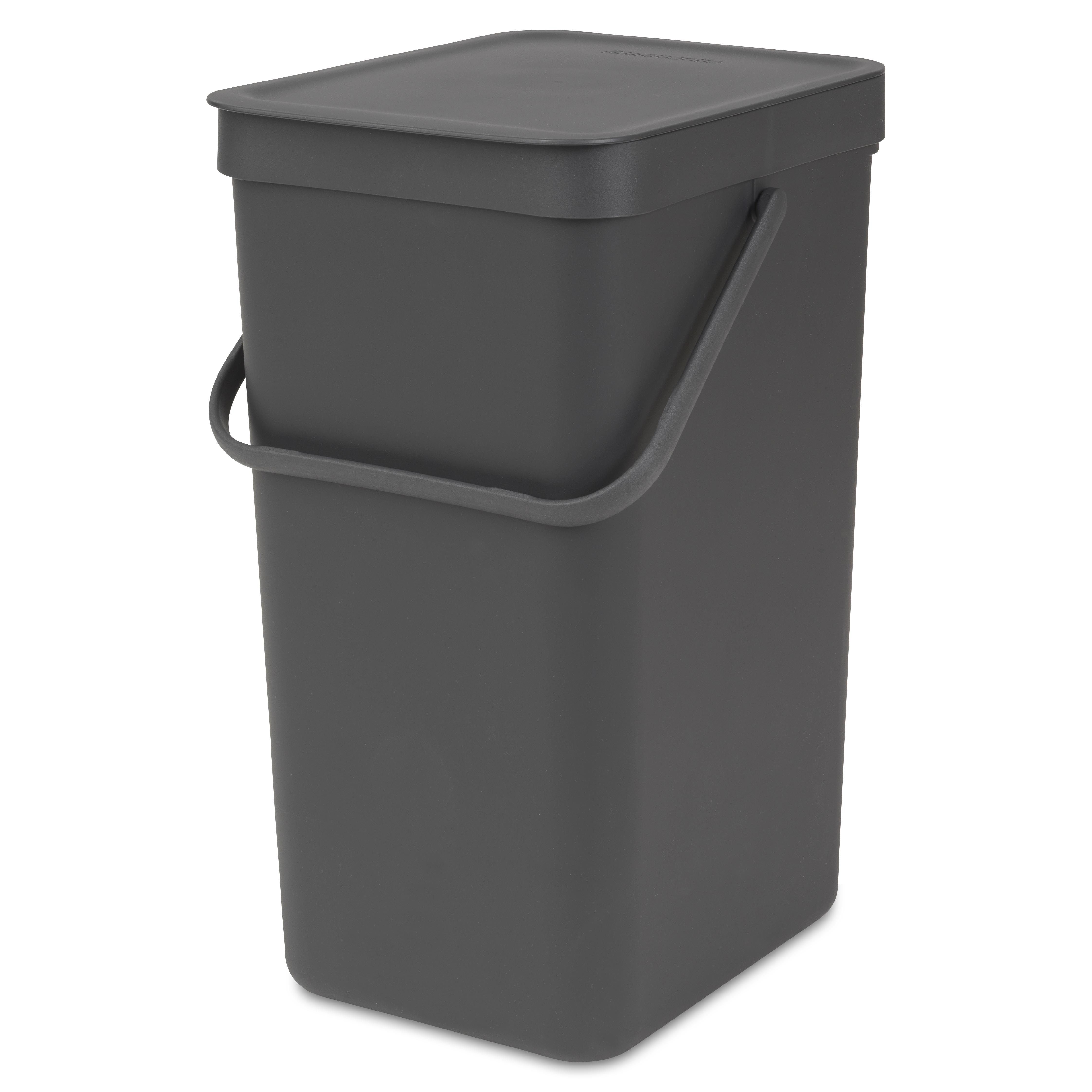 Winsome Bins  Bin Liners  Household Cleaning  Home Furnishings  Home  With Goodlooking Brabantia Sort  Go Grey Plastic Rectangular Recycling With Endearing Kew Gardens P Value Also Garden Carts For Sale In Addition Garden Shades Cuprinol And Garden Maintenance Coventry As Well As Cheshire Garden Party Additionally Mandarin Garden Grays From Diycom With   Goodlooking Bins  Bin Liners  Household Cleaning  Home Furnishings  Home  With Endearing Brabantia Sort  Go Grey Plastic Rectangular Recycling And Winsome Kew Gardens P Value Also Garden Carts For Sale In Addition Garden Shades Cuprinol From Diycom