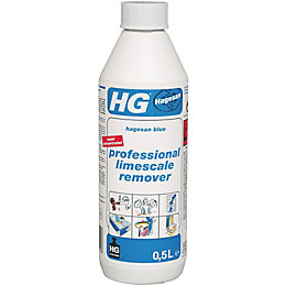 HG Blue Limescale Remover Bottle, 500 ml