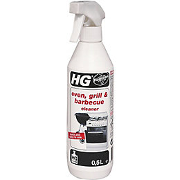 HG Oven, Grill & BBQ Cleaner Spray, 500