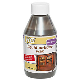 HG Liquid Antique Brown Wax, 300 ml