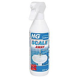 HG Scale Away Bathroom Limescale Remover Bottle, 500
