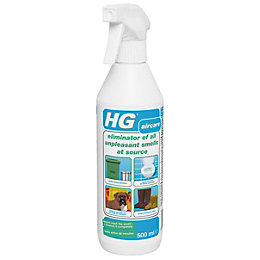 HG Eliminate Unpleasant Smells At Source Spray