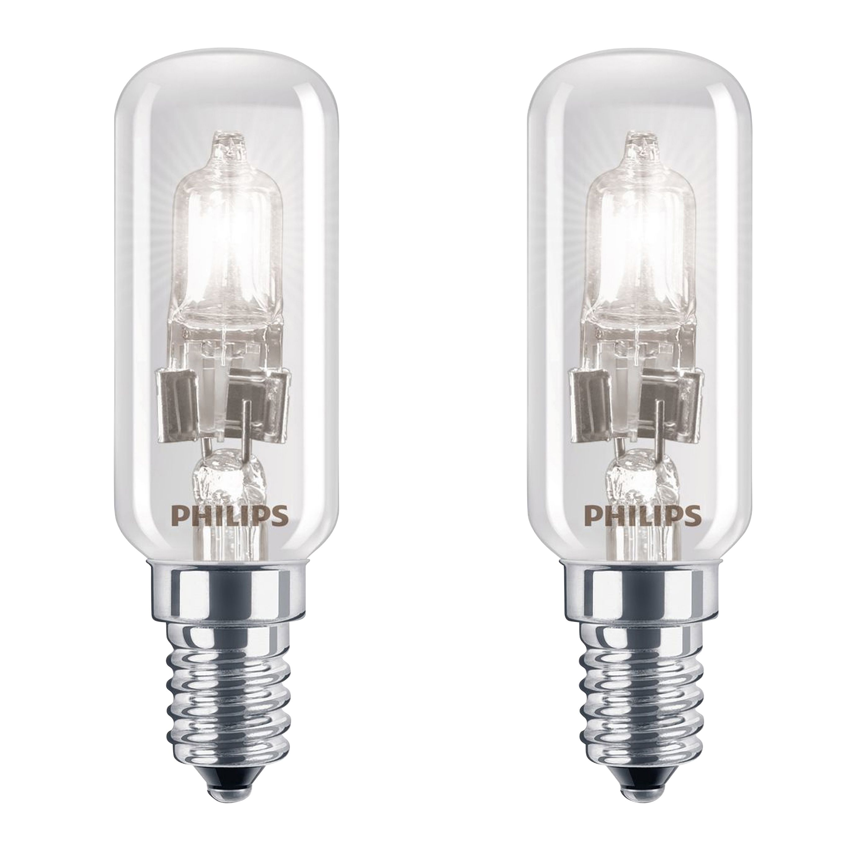 Led Cabinet Lighting Screwfix: Philips E14 28W Halogen Dimmable Appliance Light Bulb