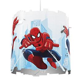 Marvel Spiderman Red & Blue Spiderman Light Shade
