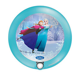Disney Frozen Blue Sensor Night Light