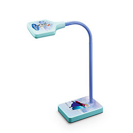 Disney Frozen Blue Desk Lamp