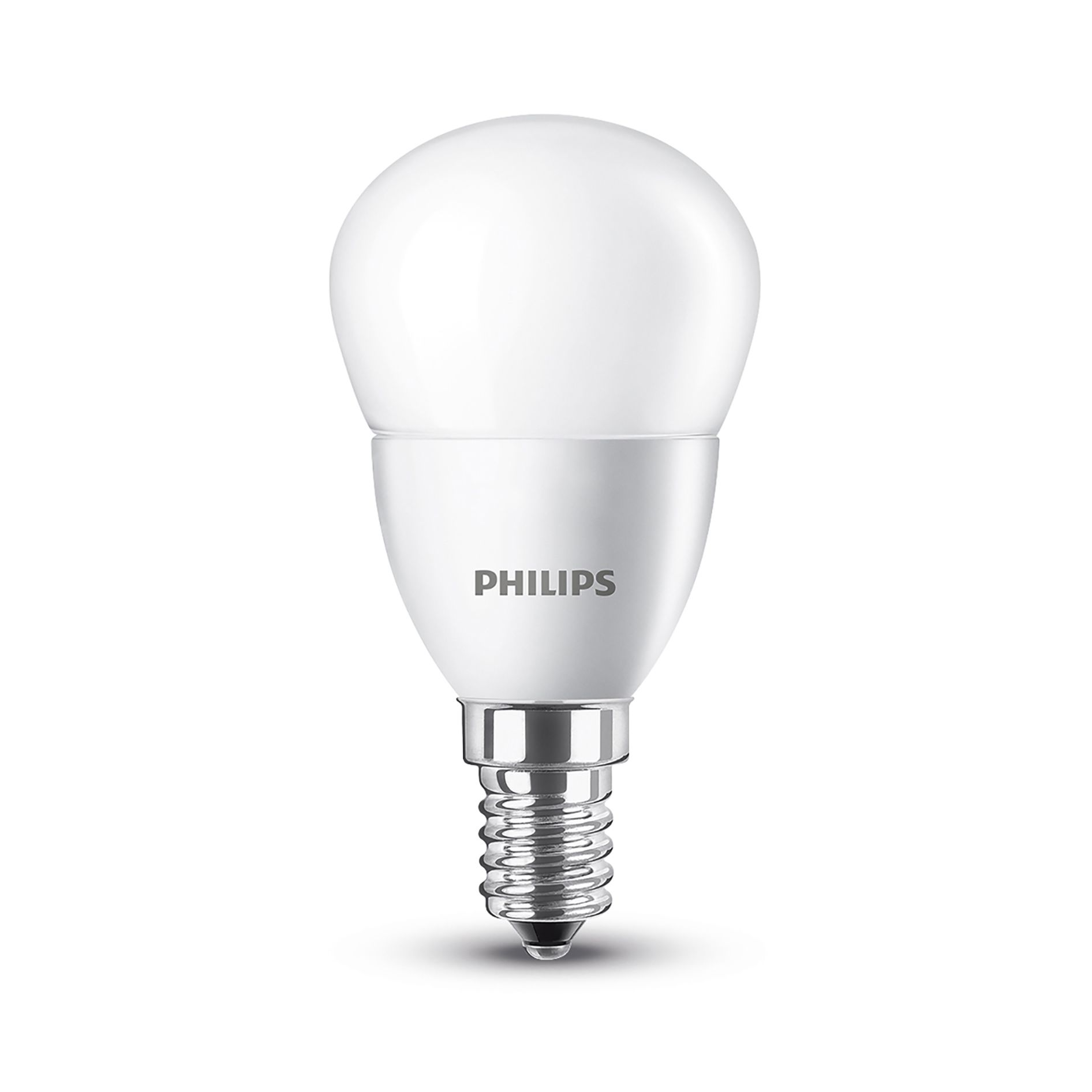 Philips E14 470lm Led Ball Light Bulb