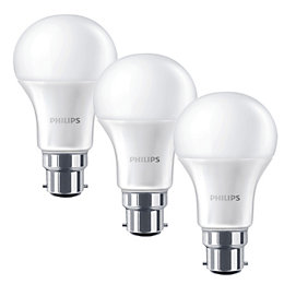 Philips Bayonet Cap (B22) 470lm LED GLS Light