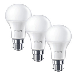 Philips Bayonet Cap (B22) 806lm LED GLS Light