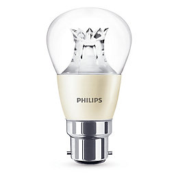 Philips Bayonet Cap (B22) 470lm LED Mini Globe