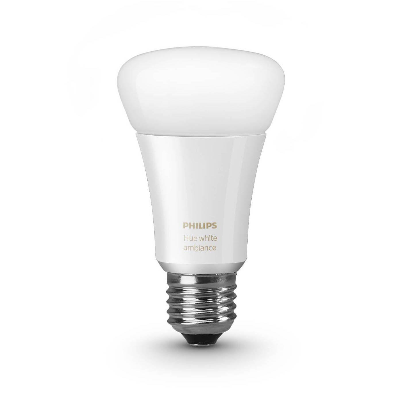 Philips Hue Led White Ambience Smart Light Bulb, E27