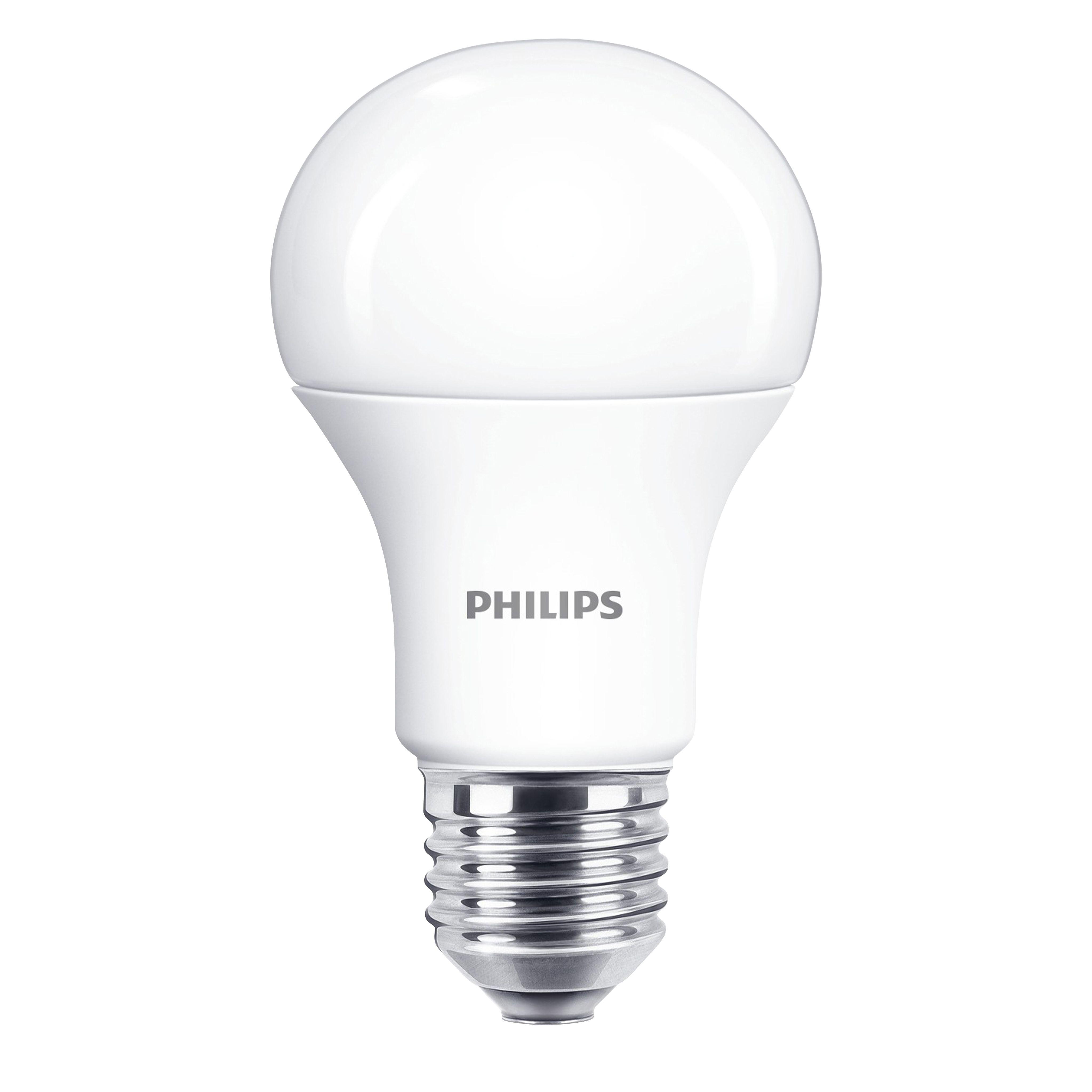 Philips E27 1521lm Led Classic Light Bulb