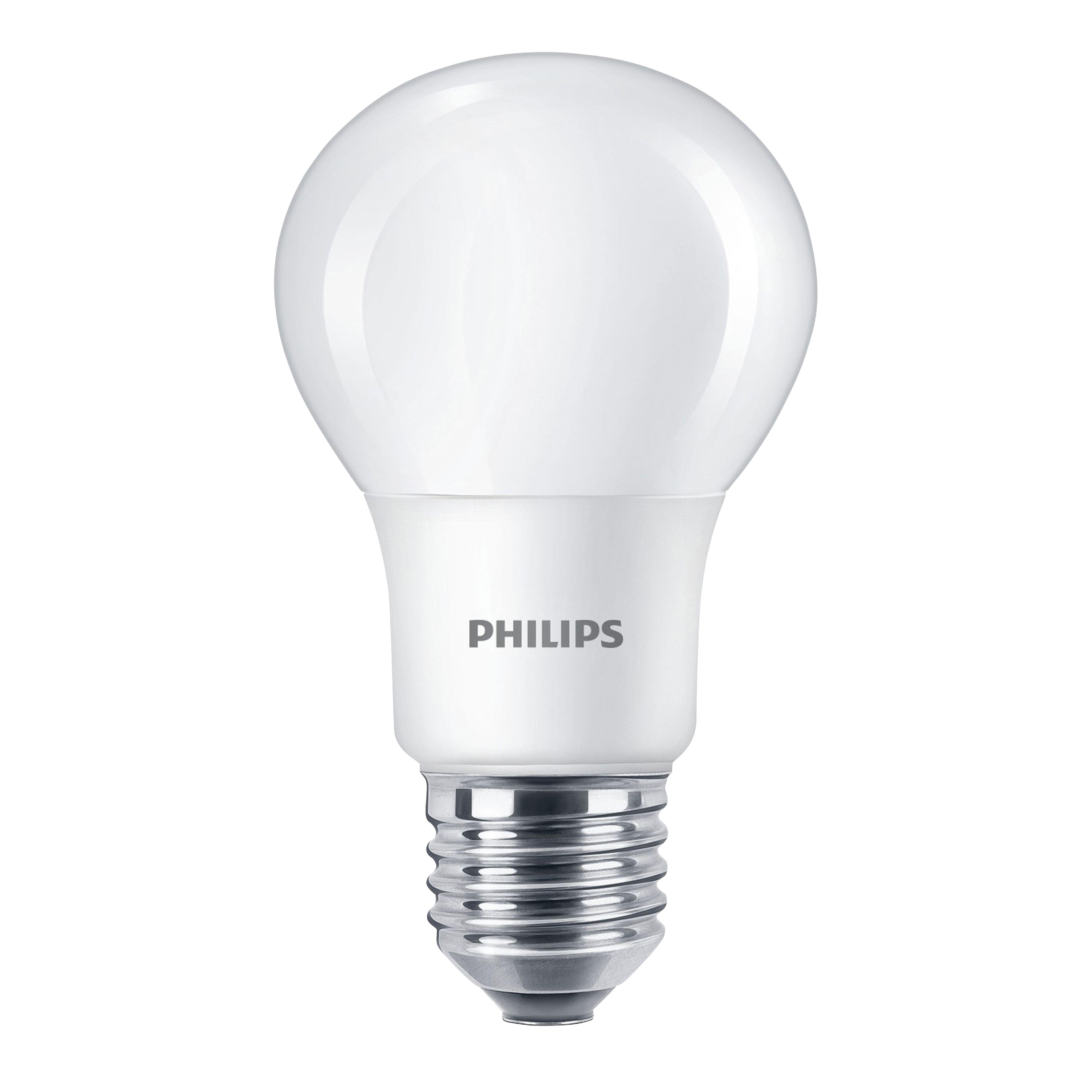 Philips E27 806lm Led Classic Light Bulb