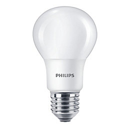 Philips E27 806lm LED Classic Light Bulb