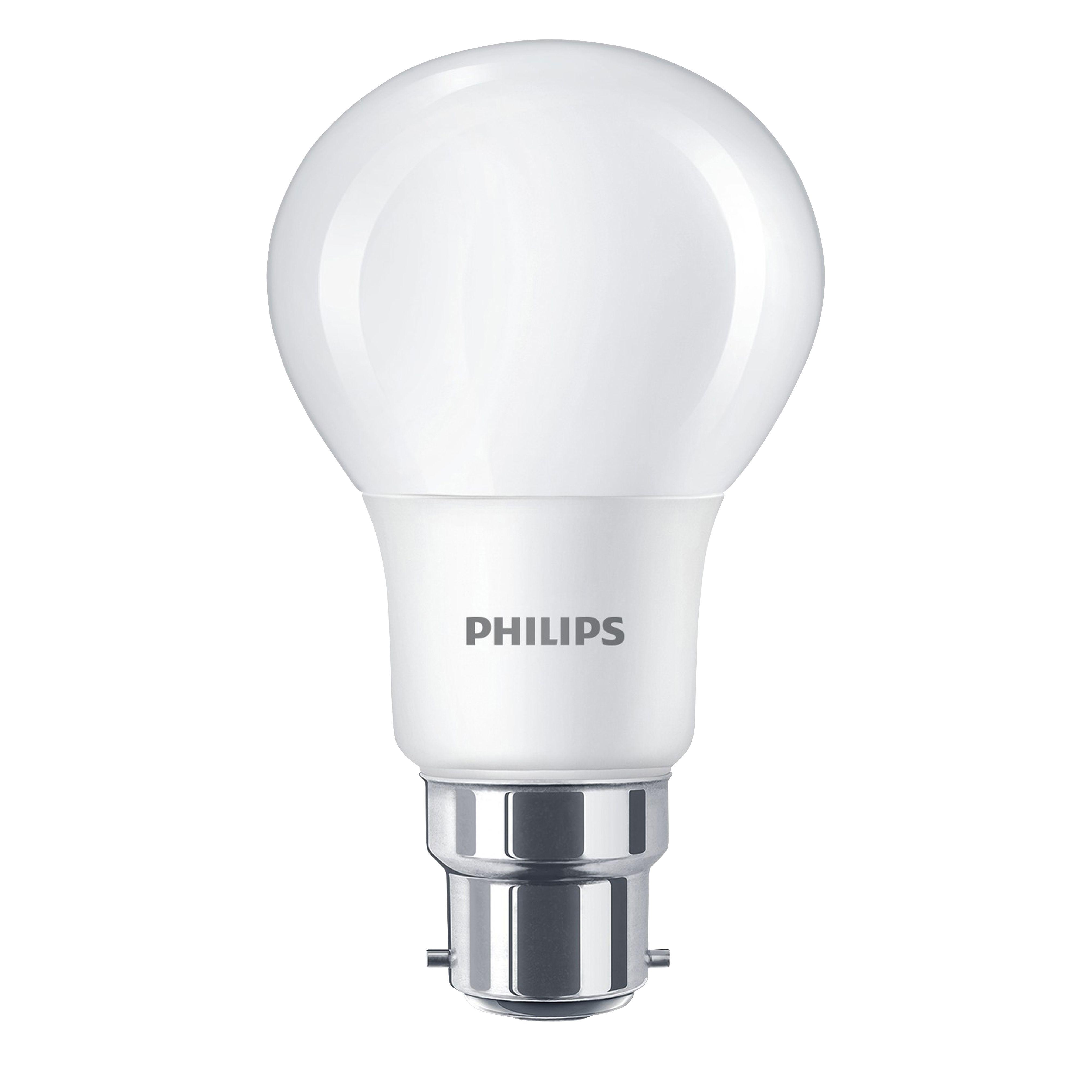 Philips B22 806lm Led Classic Light Bulb