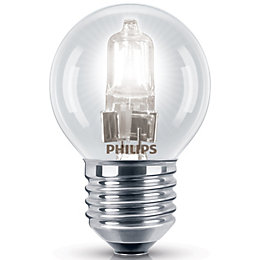 Philips Bayonet Cap (B22) 42W Halogen Ball Light