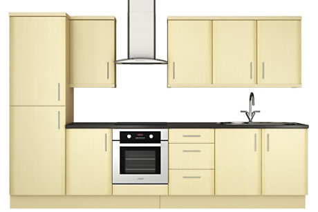 Maple Style Modern 8 unit example